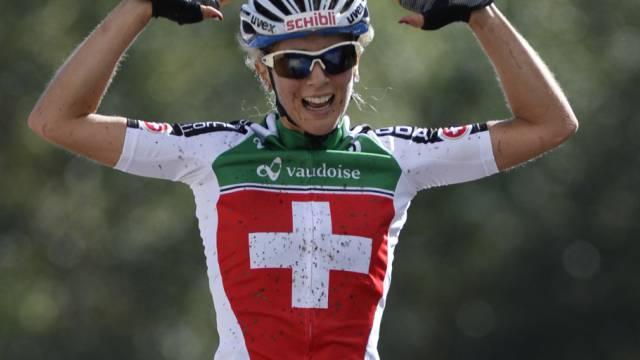 Jolanda Neff gewinnt den Auftakt des Swiss Cup in Schaan