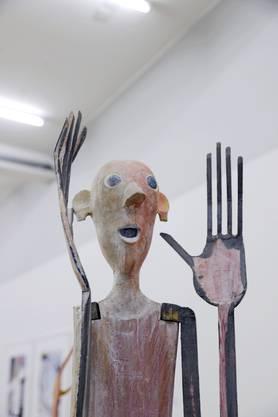 Jahresausstellung Kunstmuseum Solothun, Schanghutter