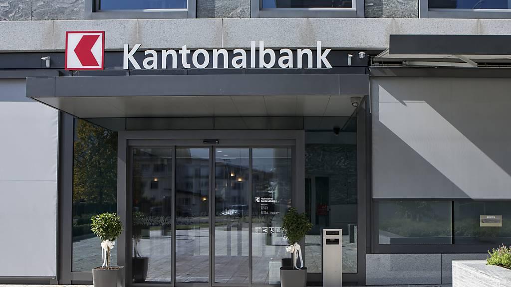 Die Nidwaldner Kantonalbank machte im ersten Halbjahr gute Geschäfte mit Zinsen. (Archivbild)