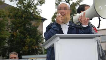 Der Bieler Imam Abu Ramadan sorgte in den vergangenen Tagen immer wieder für Schlagzeilen.