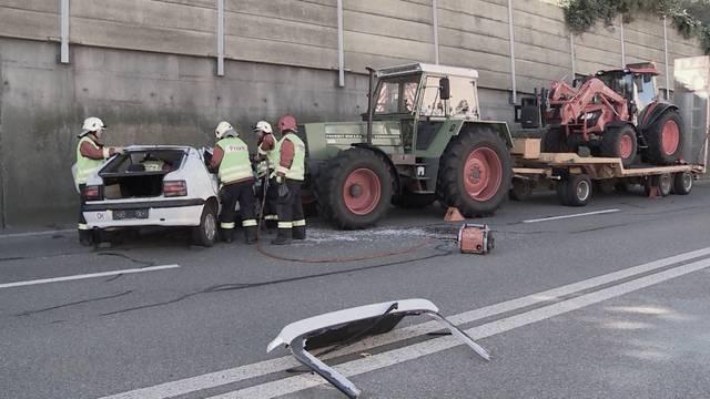 Massenexodus bei der Feuerwehr in Saanen
