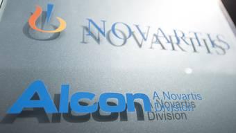 Die Novartis-Augenheiltochter Alcon schlägt ihre Zelte nach dem Börsengang in Genf auf. (Archiv)