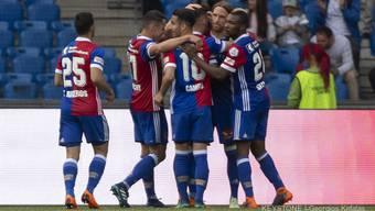 FC Basel - Lausanne-Sport (15.04.18)