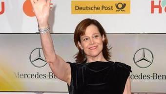 Hallo Deutschland: Sigourney Weaver erhält in Berlin die Goldene Kamera