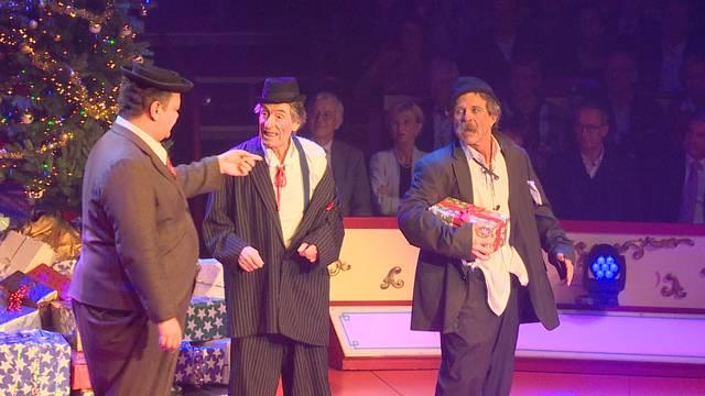 Circus Conelli feiert Premiere