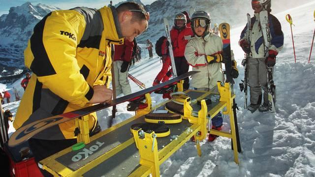 Toko-Skiwachs geht nach Norwegen (Archiv)