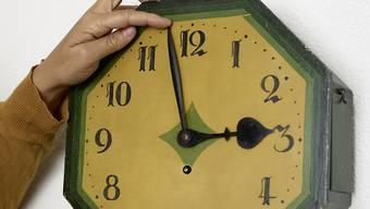 Wie die Zeit vergeht und wie wir sie wahrnehmen...