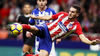 Zähe Angelegenheit: Atléticos Koke in Schieflage