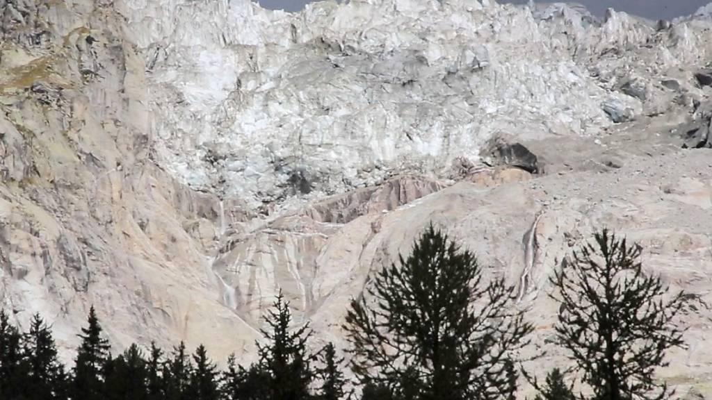 Gefahr am Mont-Blanc-Gletscher gebannt: Italienisches Tal wieder frei