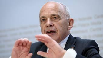 «Die Schweiz befinde sich in der schwierigsten wirtschaftlichen Situation seit 50 Jahren»: Ueli Maurer warnt vor den Folgen der Coronakrise.