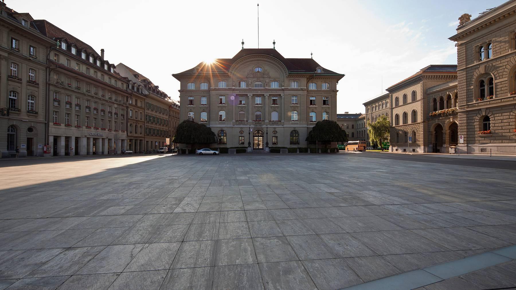 Wecken in der Politik von Links bis Rechts Begehrlichkeiten: Die hohen Gewinne der Schweizerischen Nationalbank.