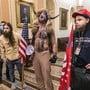 Angriff auf die Demokratie: Diese Bilder aus den USA schocken die Welt