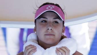 Das Spiel gegen Serena Williams macht Bencic - «happy»