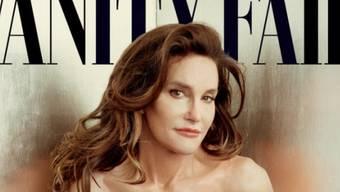 """Das """"Vanity Fair""""-Cover von Annie Leibovitz, das Caitlyn Jenner zur Ikone machte (Archiv)"""
