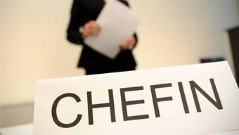Der Frauenanteil in den Schweizer Geschäftsleitungen ist etwa halb so gross wie in vielen europäischen Ländern.