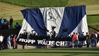 Im Juni besiegelte der FC Welschenrohr die Rückkehr in die 2. Liga, auch dank der tatkräftigen Unterstützung der Fans