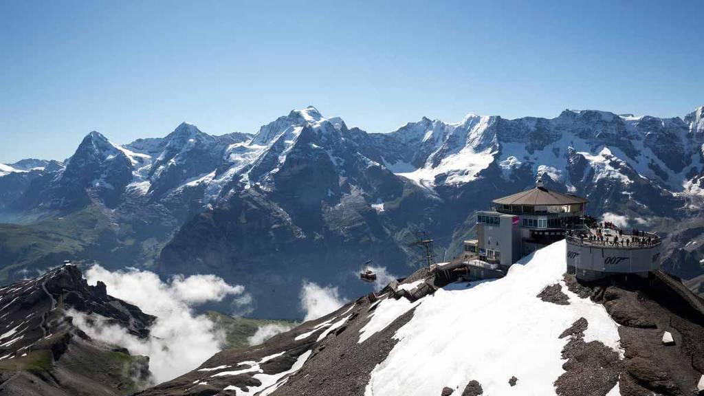 «Ninja Warrior Switzerland» auf dem Schilthorngipfel: Das Casting mit unglaublichem Panorama!
