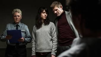 Das Ermittlerteam von «Wilder» sucht nach dem Mörder.