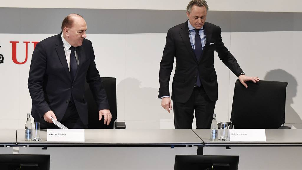 UBS präsentiert 4,3 Milliarden Franken Gewinn