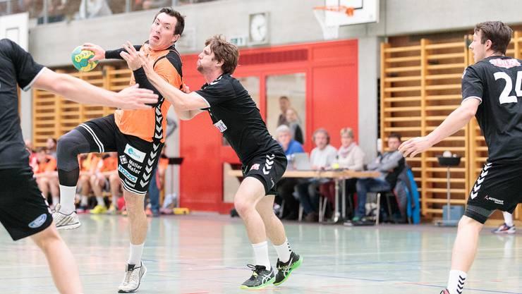 Florian Doormann zeigte eine starke Leistung.