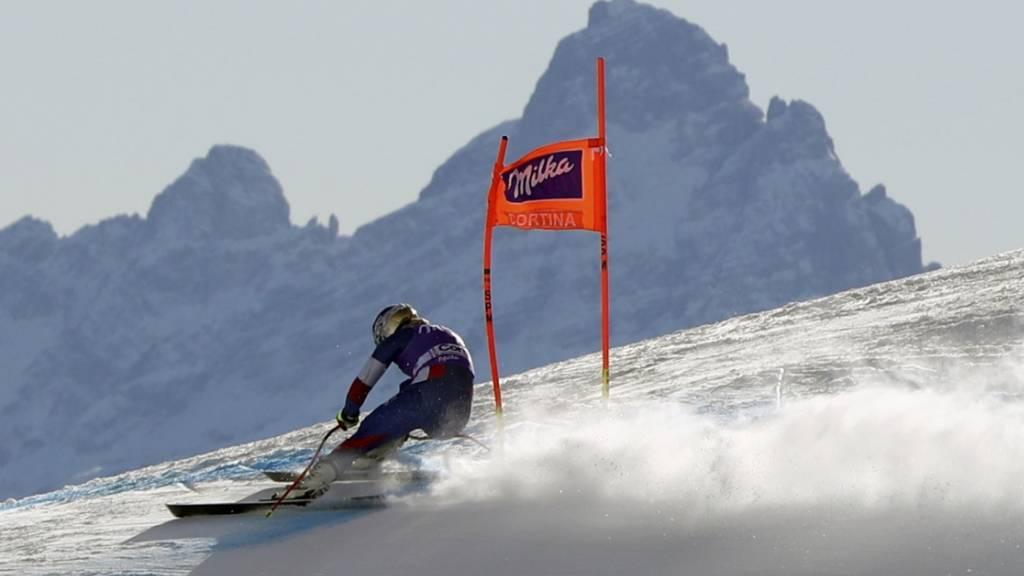 Weltcup-Finale in Cortina ersatzlos gestrichen