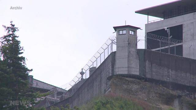 Gefängnis-Wärterin von Thorberg freigestellt