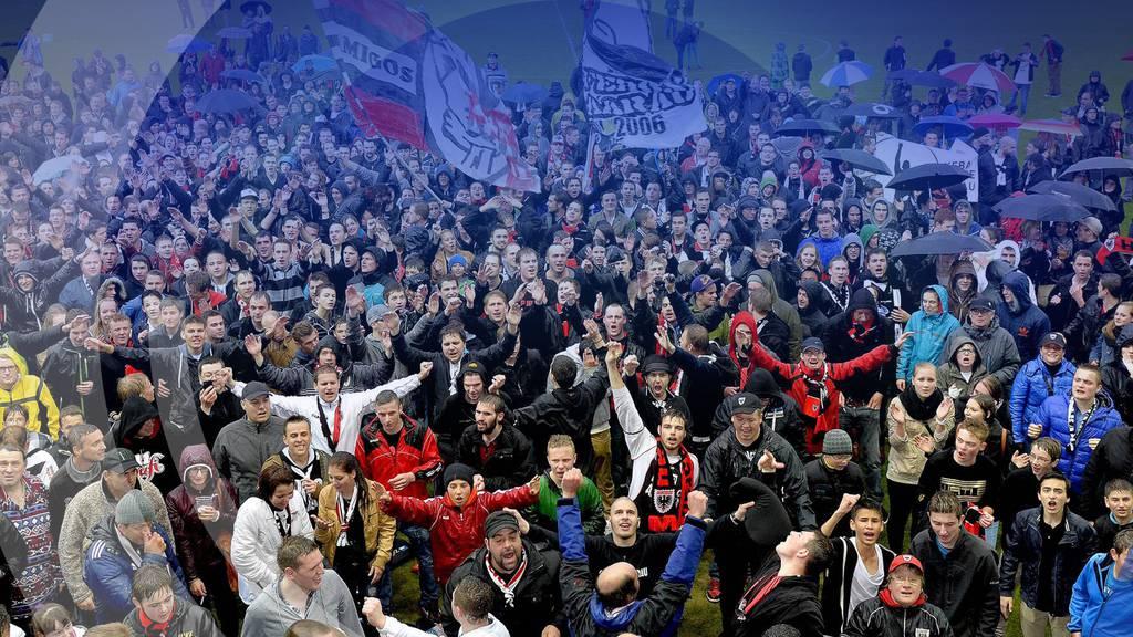 FC Aarau wappnet sich für Platzsturm nach Schlusspfiff