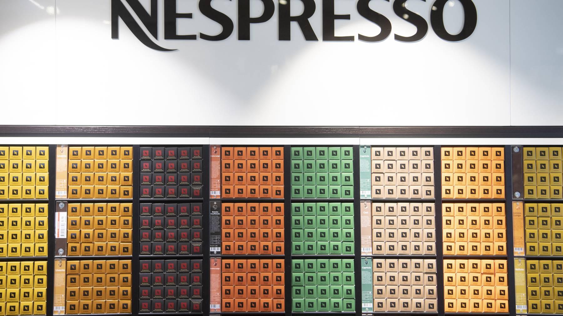 Nespresso baut sein Produktionszentrum in Romont aus. (Symbolbild)