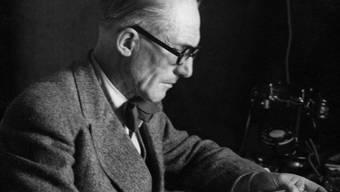 Charles-Édouard Jeanneret-Gris, besser bekannt als Le Corbusier (Archiv)