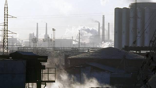 Treibhausgas-Konzentration auf Rekordniveau (Archiv)