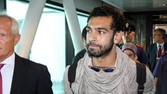 Letzte Saison bei Fiorentina, in der kommenden bei der AS Roma: Mohamed Salah