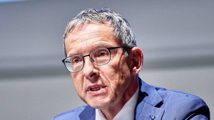 Urs Hofmann, Volkswirtschaftsdirektor Aargau: «Es wäre ein Irrtum, nur auf die Kleinen zu setzen. Da ist der Hebel bei den Grossen zu gross.»