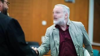 Spionage-Prozess mit Daniel M. in Frankfurt