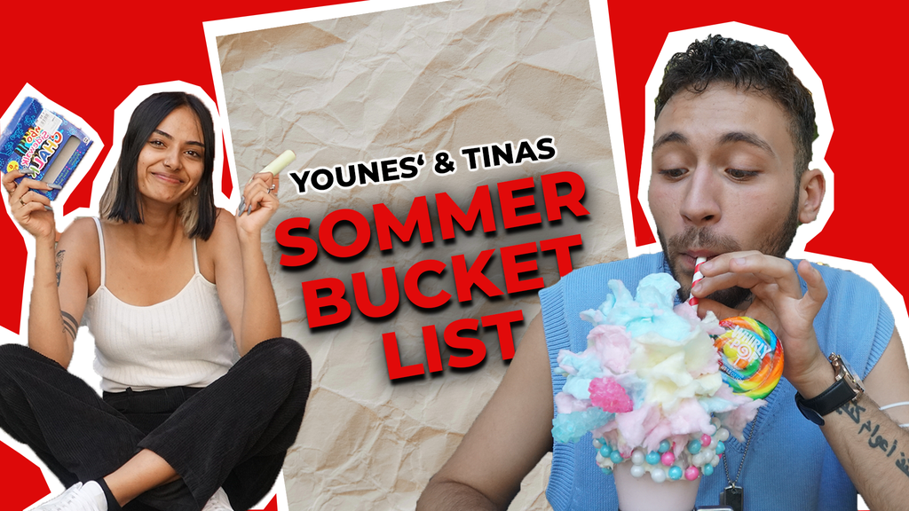 Younes' & Tinas Summer-Bucket List