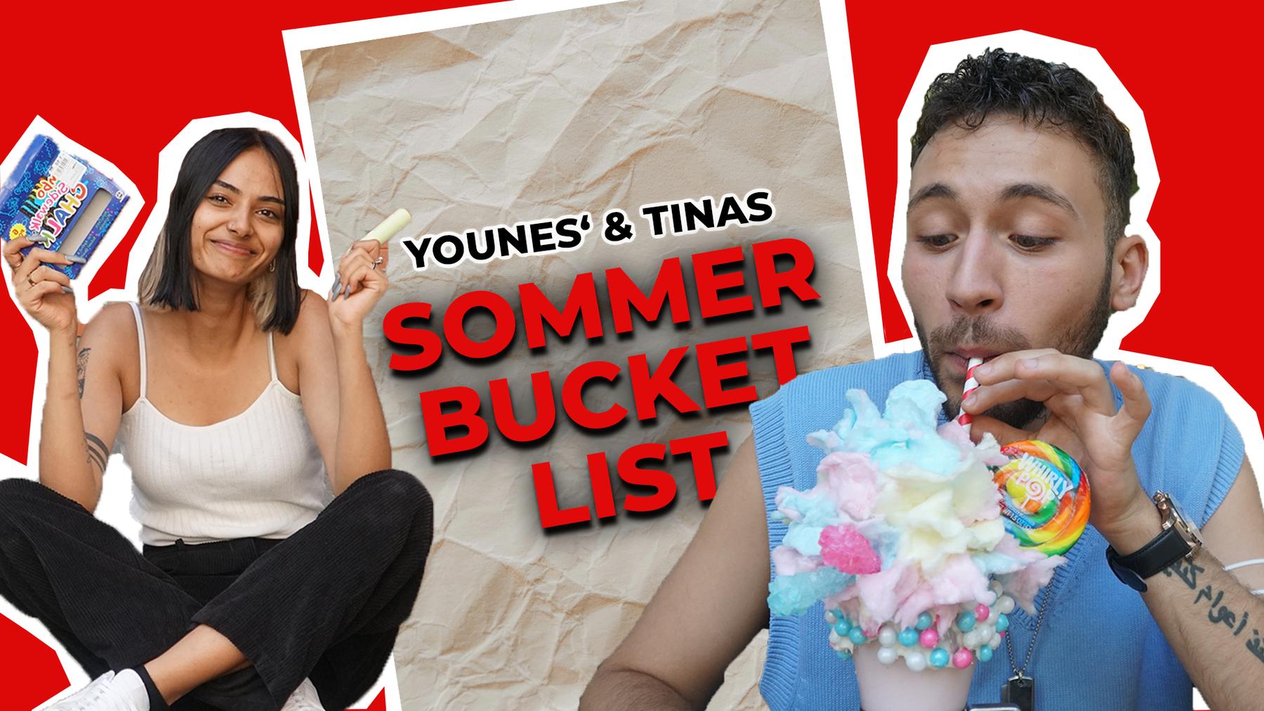 Titelbild Sommer Bucket List