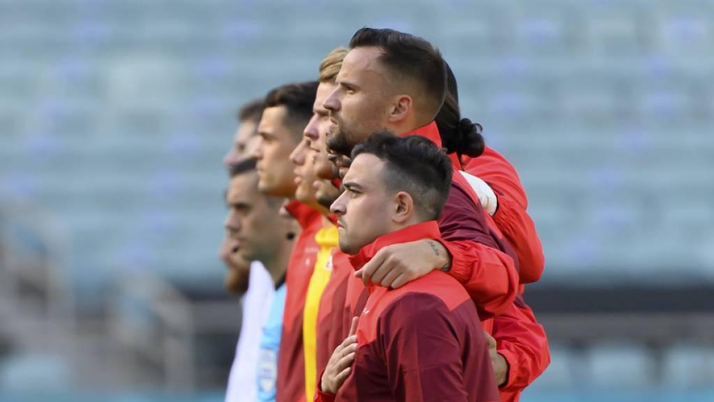 Gegen Italien beginnt die Schweiz mit der gleichen Formation