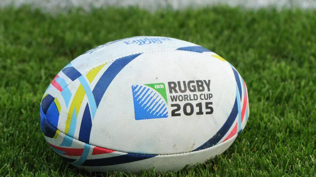 Rugby-WM: der Kampf um das farbige Ei