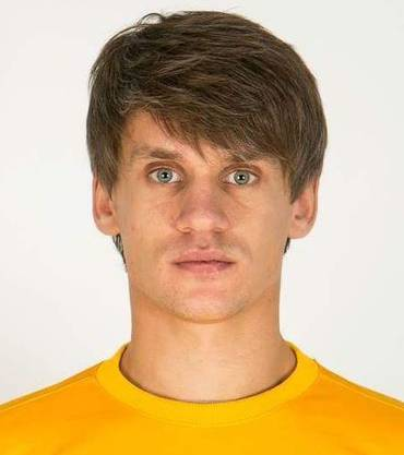 Aistis Pažemeckas (29/190 cm/90 kg) ist Nationaltorhüter Litauens (bislang rund 25 Länderspiele).