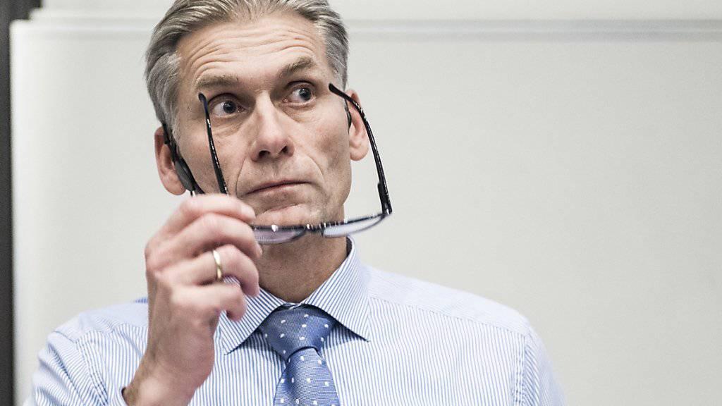 Der Vorstandschef der Danske Bank stolpert über den Geldwäscherei-Skandal und kündigt seinen Rücktritt an.(Archivbild)