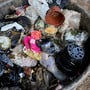 Plastik im Freiämter Grüngut