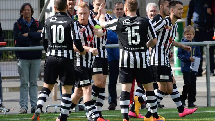 Der FC Black Stars startet gegen Muri in die Saison.
