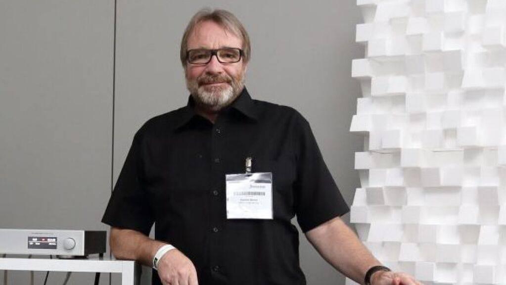 Grosse Ehre für den Ustermer Elektroingenieur Daniel Weiss. Er wird mit dem Technical Grammy 2021 ausgezeichnet.