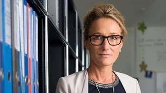 Asylchaos? Susanne Hochuli spricht von einer «logistischen Herausforderung, nicht mehr und nicht weniger».