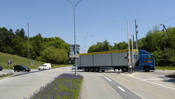 In der Koordination des kantonalen Bauprojekts Kreuzung Hinterriedholz arbeiten die Anliegergemeinden zusammen.
