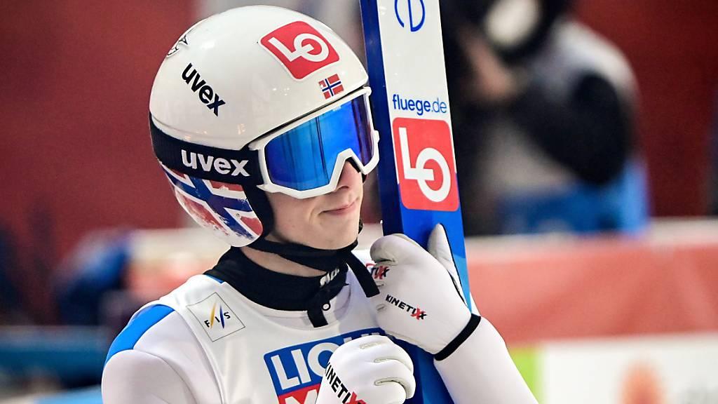 Positiver Corona-Test bei Skisprung-Überflieger Granerud