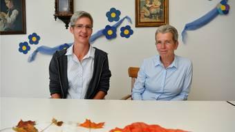 Die beiden Initiantinnen haben beschlossen, die Tagesstätte zu schliessen: Regula von Mühlenen (l.), die Leiterin, und Daniela Hubler, Präsidentin des Trägervereins.
