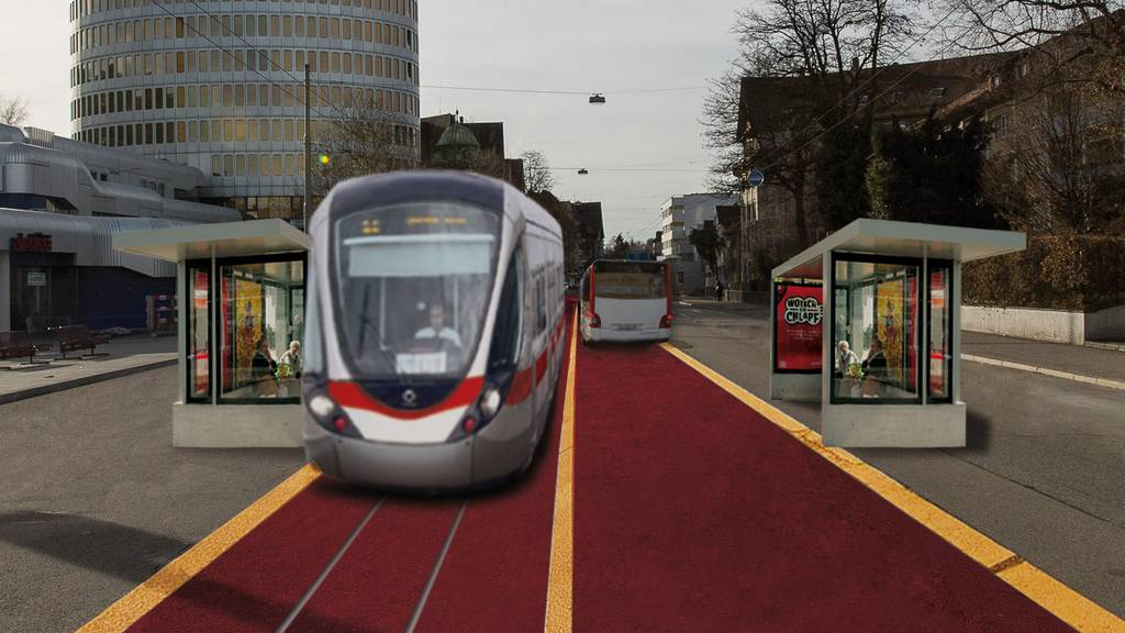 Die Vision der Wiedereinführung eines St.Galler Stadt-Trams ist vom Tisch.