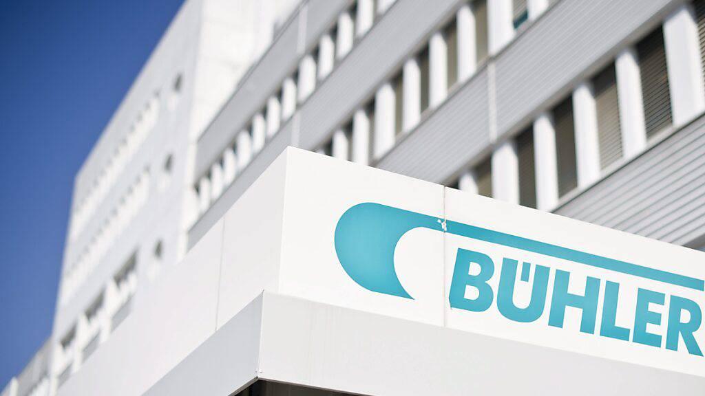 Der Ostschweizer Anlagenbauer Bühler hat im vergangenen Jahr weniger Umsatz und Gewinn erzielt. Besonders das Geschäft mit der Automobilbranche litt unter schwacher Nachfrage.(Archivbild)