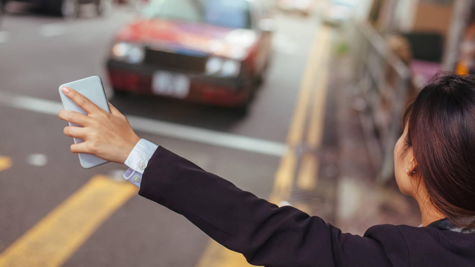 «Bringt alles durcheinander» – Uber ist in St.Gallen nicht willkommen.