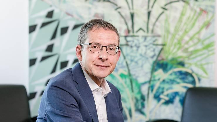 Tritt bei den nächsten Regierungsratswahlen nicht mehr an: Urs Hofmann (SP).